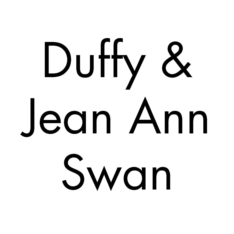 Duffy and Jean Ann Swan
